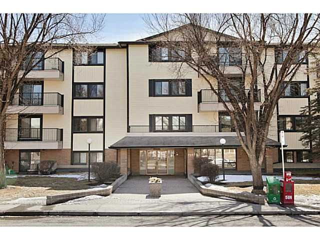 Main Photo: 412 727 56 Avenue SW in CALGARY: Windsor Park Condo for sale (Calgary)  : MLS®# C3608853