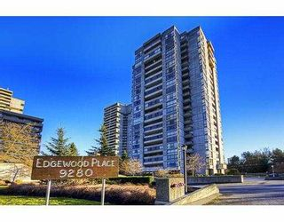 "Photo 2: 2003 9280 SALISH Court in Burnaby: Sullivan Heights Condo for sale in ""EDGEWOOD PLACE"" (Burnaby North)  : MLS®# V930751"