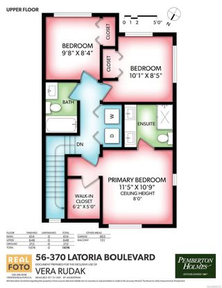 Photo 25: 56 370 Latoria Blvd in : Co Royal Bay Row/Townhouse for sale (Colwood)  : MLS®# 882214