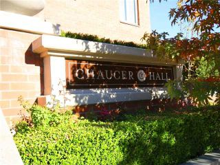 """Photo 3: 118 2250 WESBROOK Mall in Vancouver: University VW Condo for sale in """"CHAUCER HALL"""" (Vancouver West)  : MLS®# V988551"""