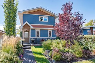 Main Photo: 1109 Nokomis Place NW in Calgary: North Haven Semi Detached for sale : MLS®# A1149659
