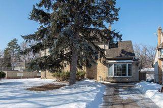 Photo 37: 108 Chataway Boulevard in Winnipeg: Tuxedo Residential for sale (1E)  : MLS®# 202102492
