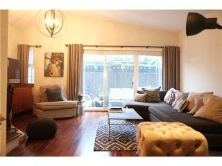 """Photo 3: 2411 W 5TH Avenue in Vancouver: Kitsilano Townhouse  in """"BALSAM CORNERS"""" (Vancouver West)  : MLS®# V1100926"""