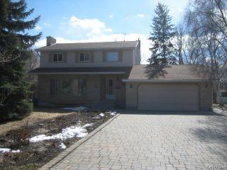 Photo 1: 600 FOXGROVE Avenue in East St Paul: Birdshill Area Residential for sale (North East Winnipeg)  : MLS®# 1603270