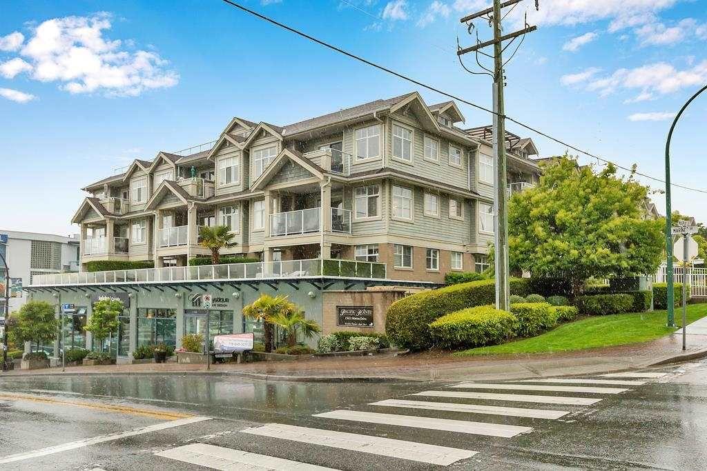 "Main Photo: 212 15621 MARINE Drive: White Rock Condo for sale in ""Pacific Pointe"" (South Surrey White Rock)  : MLS®# R2587528"