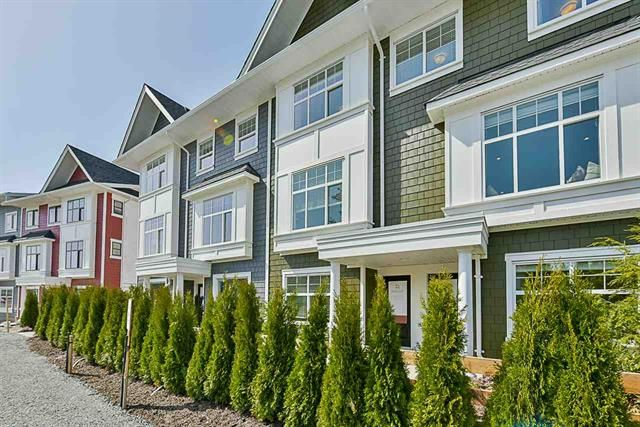 Main Photo: 35 27735 ROUNDHOUSE in : Aberdeen Townhouse for sale (Abbotsford)
