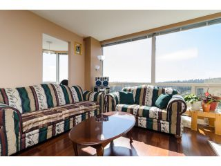 """Photo 3: 1405 9623 MANCHESTER Drive in Burnaby: Cariboo Condo for sale in """"STRATHMORE TOWERS"""" (Burnaby North)  : MLS®# V1053890"""