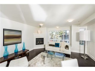 "Photo 4: 205 3736 COMMERCIAL Street in Vancouver: Victoria VE Townhouse for sale in ""Elements"" (Vancouver East)  : MLS®# V977814"