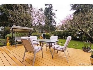 Photo 15: 1937 Appleton Pl in VICTORIA: SE Gordon Head House for sale (Saanich East)  : MLS®# 532203