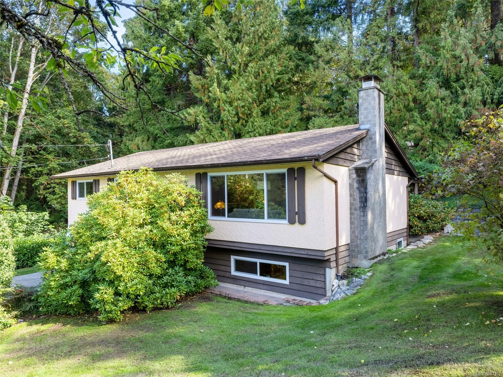 Main Photo: 2749 Joanna Terr in Nanaimo: Na Diver Lake House for sale : MLS®# 887107