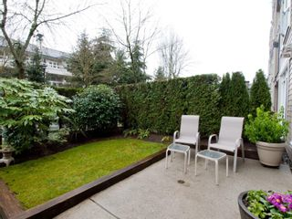 """Photo 8: 105 3600 WINDCREST Drive in North Vancouver: Roche Point Townhouse for sale in """"WINDSONG"""" : MLS®# V932458"""