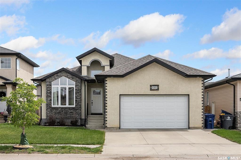 Main Photo: 446 Stensrud Road in Saskatoon: Willowgrove Residential for sale : MLS®# SK811176