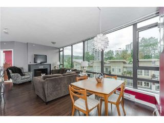 """Photo 6: 306 400 CAPILANO Road in Port Moody: Port Moody Centre Condo for sale in """"ARIA II AT SUTTERBROOK"""" : MLS®# V1126880"""