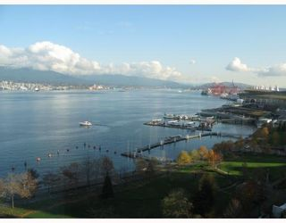 Photo 1: # 1203 323 JERVIS ST in Vancouver: Condo for sale : MLS®# V793821