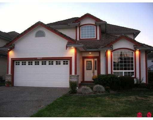 """Main Photo: 16837 61ST AV in Surrey: Cloverdale BC House for sale in """"PARKVIEW TERRACE"""" (Cloverdale)  : MLS®# F2618665"""