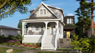 """Main Photo: 1444 E 30TH Avenue in Vancouver: Knight Townhouse for sale in """"The Douglas"""" (Vancouver East)  : MLS®# R2557860"""