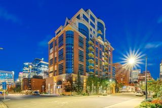 Photo 30: 603 110 7 Street SW in Calgary: Eau Claire Apartment for sale : MLS®# A1142168