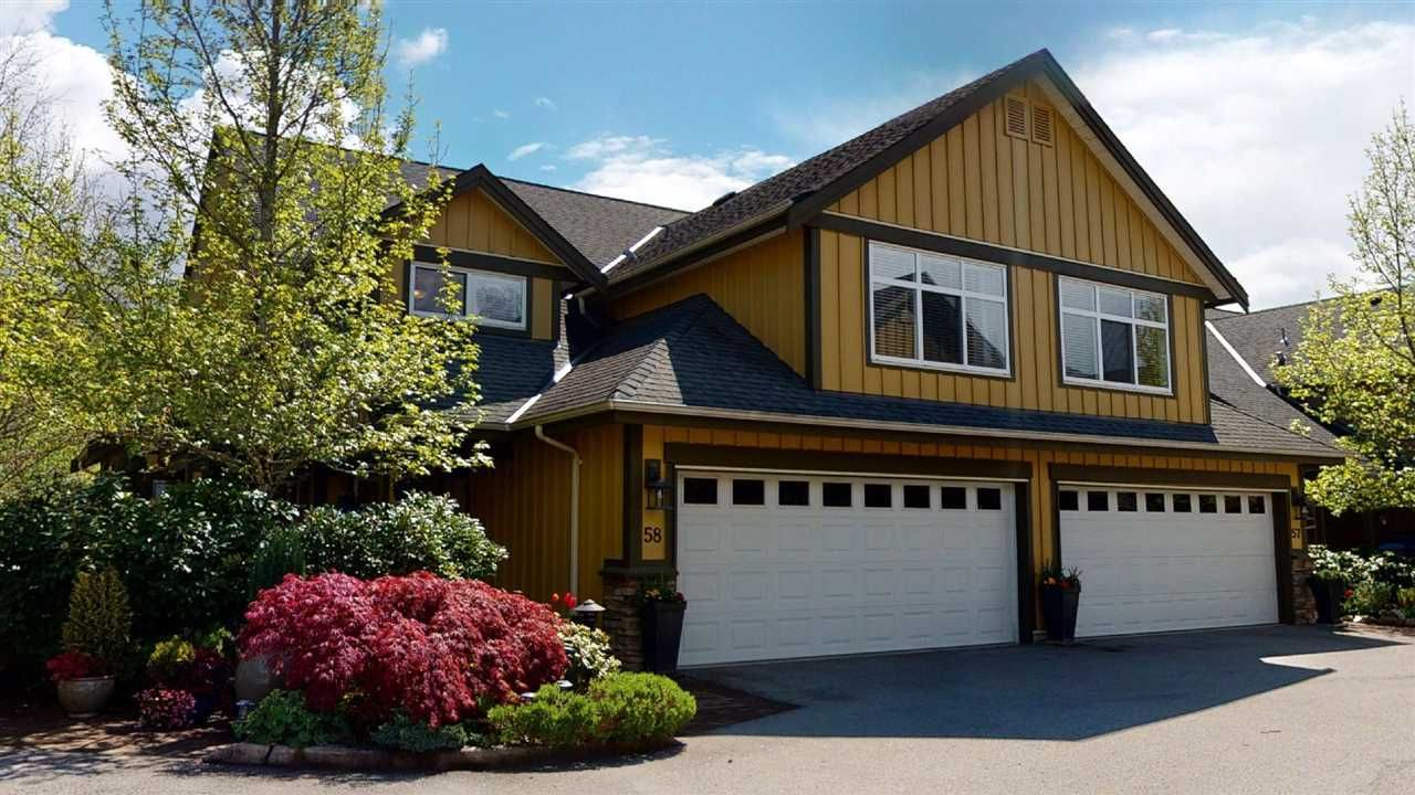 Main Photo: 58 41050 TANTALUS Road in Squamish: Tantalus Townhouse for sale : MLS®# R2578298
