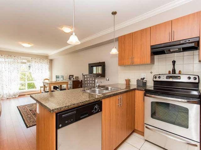 "Main Photo: 209 17769 57 Avenue in Surrey: Cloverdale BC Condo for sale in ""Cloverdown Estates"" (Cloverdale)  : MLS®# F1443401"