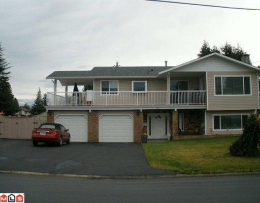 Main Photo: 11655 94A Avenue in North Delta: Annieville House for sale (N. Delta)  : MLS®# F1000645