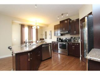 Photo 5: 1027 PRAIRIE SPRINGS Hill SW: Airdrie Residential Detached Single Family for sale : MLS®# C3531272