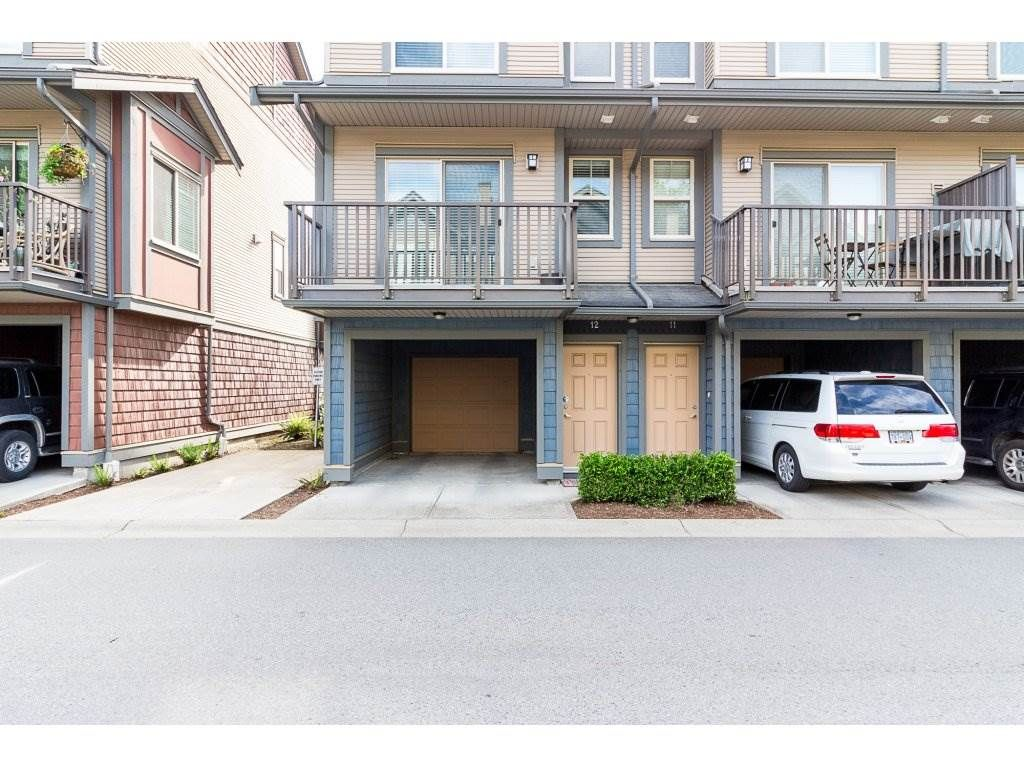 """Main Photo: 12 7121 192 Street in Surrey: Clayton Townhouse for sale in """"ALLEGRO"""" (Cloverdale)  : MLS®# R2265655"""