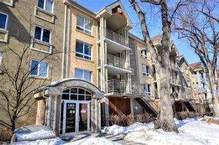 Photo 1: 312 99 Gerard Street in Winnipeg: Osborne Village Condominium for sale (1B)  : MLS®# 202006441