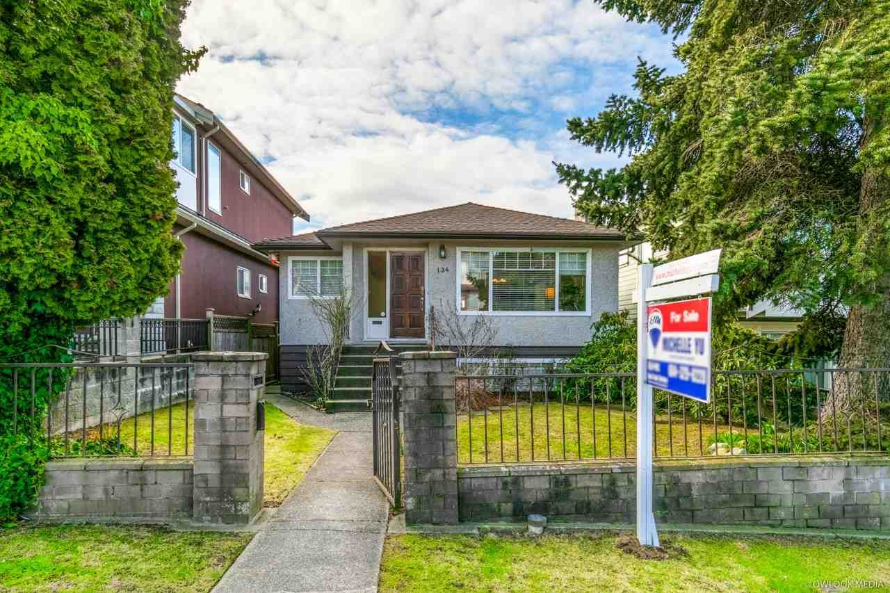 Main Photo: 134 E 63RD Avenue in Vancouver: South Vancouver House for sale (Vancouver East)  : MLS®# R2549154