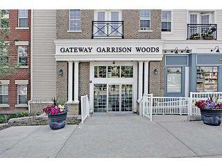 Photo 1: 371 2233 34 Avenue SW in CALGARY: Garrison Woods Condo for sale (Calgary)  : MLS®# C3627108
