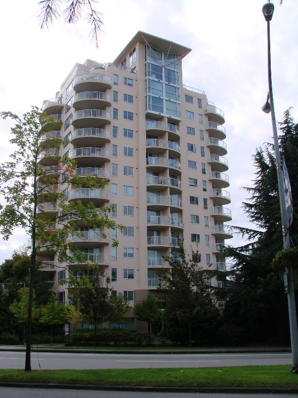 Main Photo: 1305 7680 Granville Avenue in Richmond: Brighouse South Condo for sale : MLS®# V671545