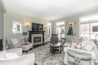 Photo 8: 10 OAKBAY Point: St. Albert House Half Duplex for sale : MLS®# E4236935