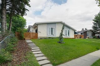Main Photo: 228 Queensland Place SE in Calgary: Queensland Semi Detached for sale : MLS®# A1141745
