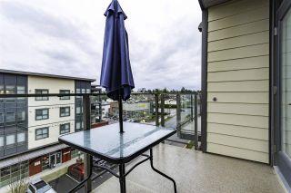 "Photo 16: 519 3080 GLADWIN Road in Abbotsford: Central Abbotsford Condo for sale in ""Hudson's Loft"" : MLS®# R2525148"