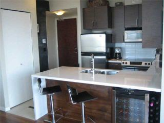 """Photo 3: 1803 2355 MADISON Avenue in Burnaby: Brentwood Park Condo for sale in """"OMA"""" (Burnaby North)  : MLS®# V820928"""