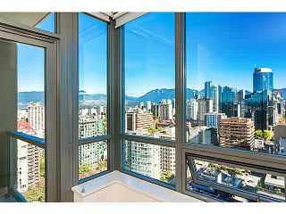 "Photo 3: 2803 1308 HORNBY Street in Vancouver: Downtown VW Condo for sale in ""SALT BY CONCERT"" (Vancouver West)  : MLS®# V1114695"