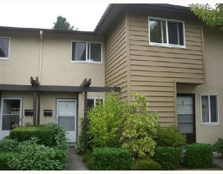 "Photo 3: 20 11160 KINGSGROVE Avenue in Richmond: Ironwood Townhouse for sale in ""CEDAR GROVE STATES"" : MLS®# V735561"