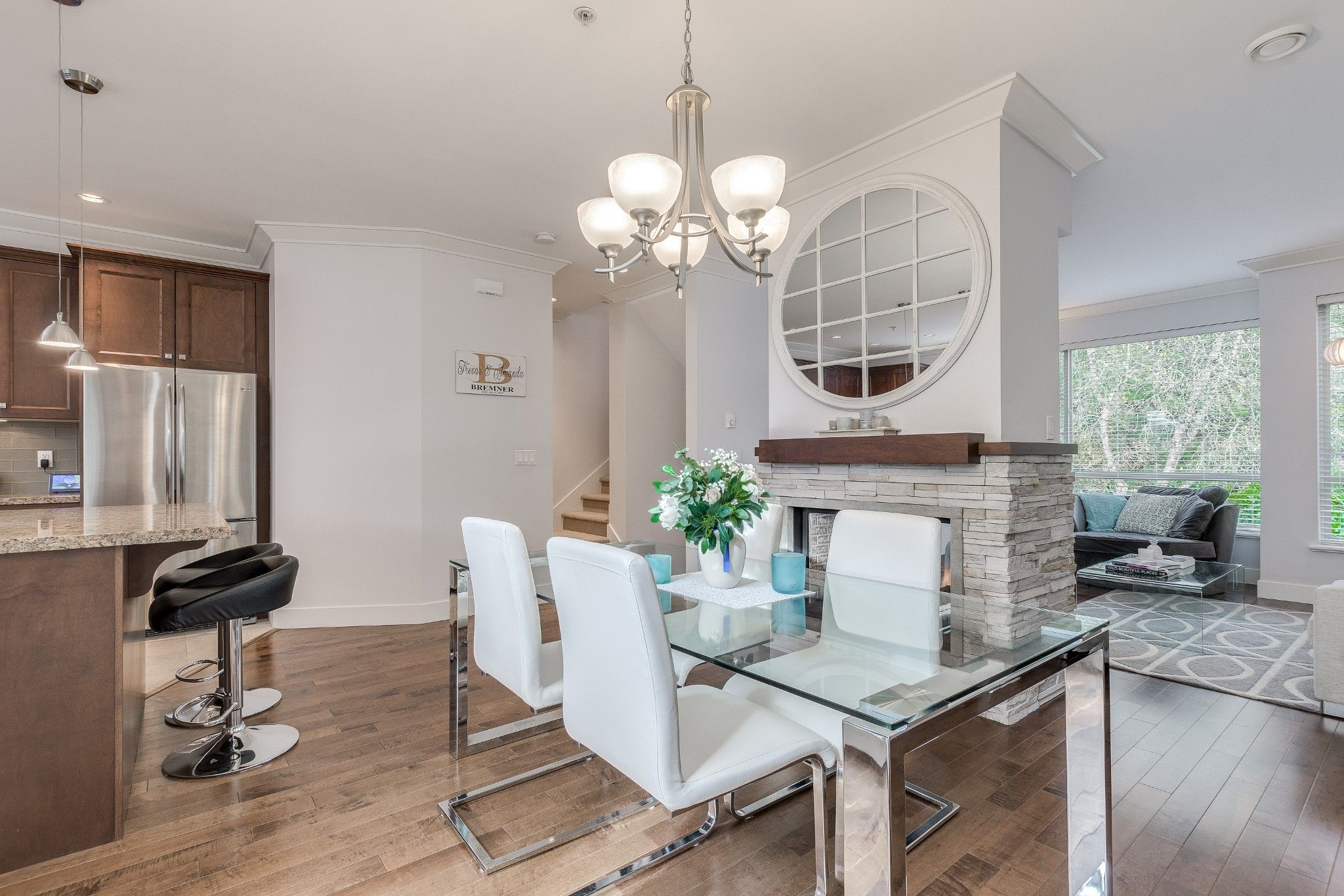 Photo 8: Photos: 24 897 Premier Street in : Lynnmour Townhouse for sale (North Vancouver)