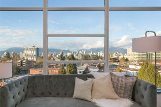 """Photo 7: 703 1088 W 14TH Avenue in Vancouver: Fairview VW Condo for sale in """"COCO"""" (Vancouver West)  : MLS®# R2244610"""