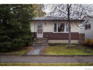 Photo 1: 965 Telfer Street in WINNIPEG: West End / Wolseley Residential for sale (West Winnipeg)  : MLS®# 1529015