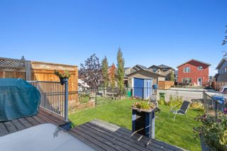 Photo 28: 155 Fireside Parkway: Cochrane Row/Townhouse for sale : MLS®# A1150208