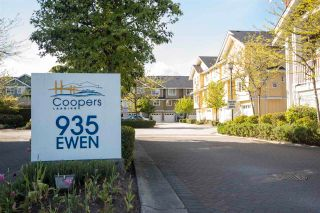 "Photo 28: 65 935 EWEN Avenue in New Westminster: Queensborough Townhouse for sale in ""COOPERS LANDING"" : MLS®# R2575607"