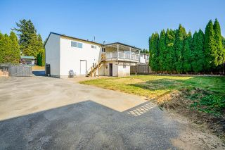 Photo 35: 3401 JUNIPER Crescent in Abbotsford: Abbotsford East House for sale : MLS®# R2604754