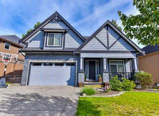 "Photo 1: 2346 MERLOT Boulevard in Abbotsford: Aberdeen House for sale in ""PEPIN BROOK VINEYARD ESTATES"" : MLS®# R2175065"