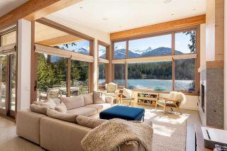 """Photo 2: 9229 LAKESHORE Drive in Whistler: Emerald Estates House for sale in """"WATERFRONT on Green Lake - Emerald Estates"""" : MLS®# R2572982"""