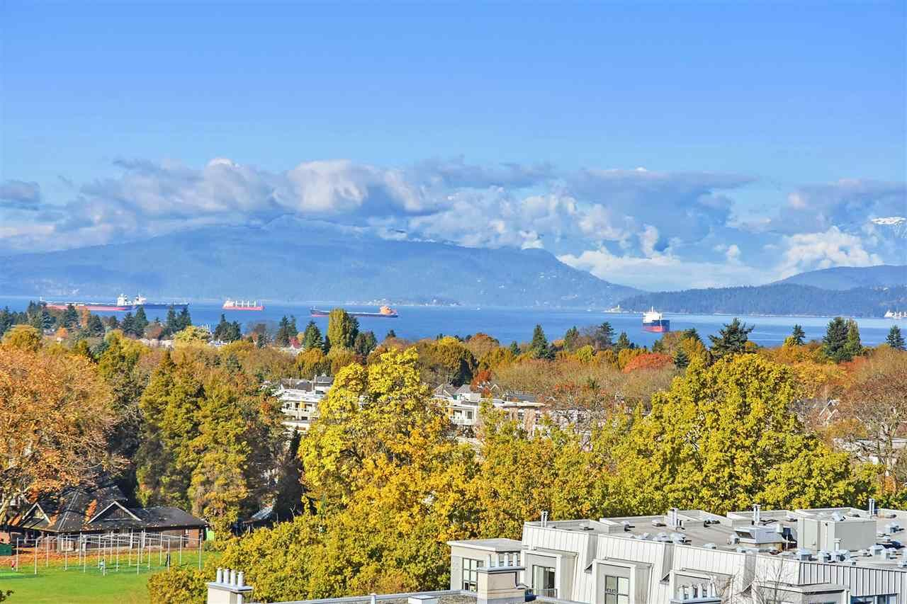 """Main Photo: 805 2799 YEW Street in Vancouver: Kitsilano Condo for sale in """"TAPESTRY AT ARBUTUS WALK"""" (Vancouver West)  : MLS®# R2481929"""