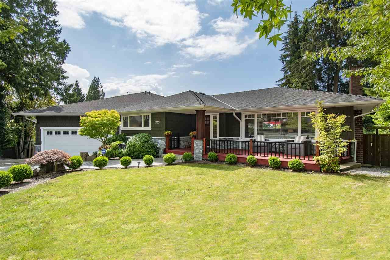 Main Photo: 777 KILKEEL PLACE in North Vancouver: Delbrook House for sale : MLS®# R2486466