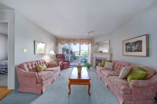 """Photo 4: 101 2491 GLADWIN Road in Abbotsford: Abbotsford West Condo for sale in """"LAKEWOOD GARDENS"""" : MLS®# R2477797"""