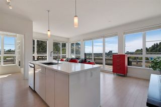"""Photo 5: 505 1621 HAMILTON Avenue in North Vancouver: Mosquito Creek Condo for sale in """"HEYWOOD ON THE PARK"""" : MLS®# R2407129"""