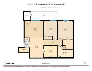 Photo 31: 4101 315 Southampton Drive SW in Calgary: Southwood Apartment for sale : MLS®# A1142058