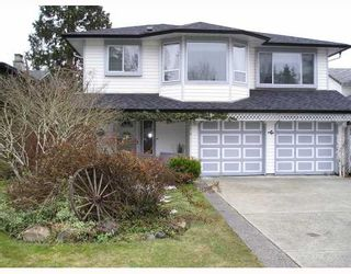 Photo 1: 3776 ULSTER Street in Port_Coquitlam: Oxford Heights House for sale (Port Coquitlam)  : MLS®# V751441